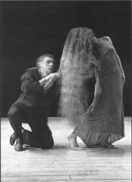 Josef Nadj - Le vent dans le sac