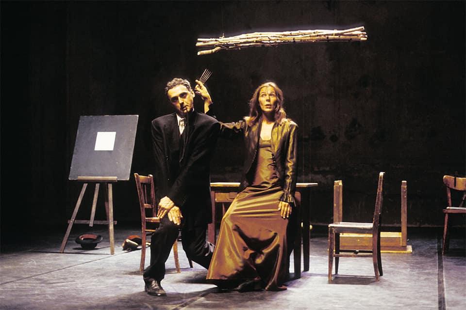 Josef Nadj - Le temps du repli