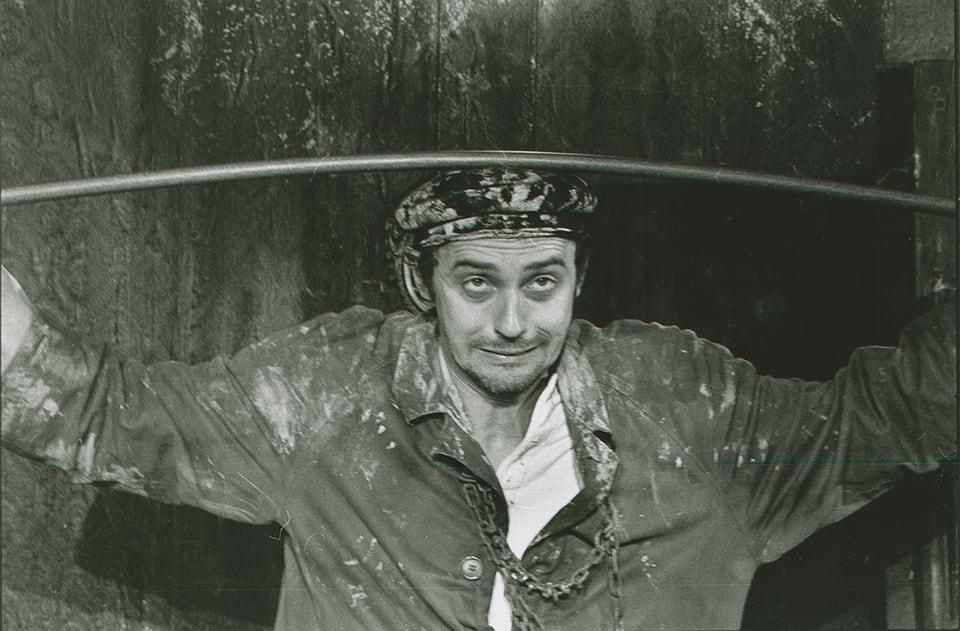 Josef Nadj - Woyzeck