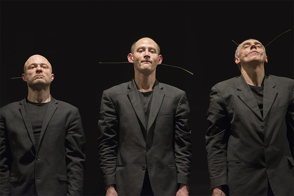 Josef Nadj - Ozoon - 05