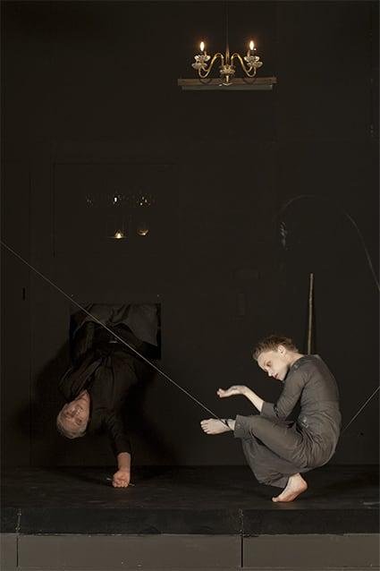 Josef Nadj - ATEM - 01