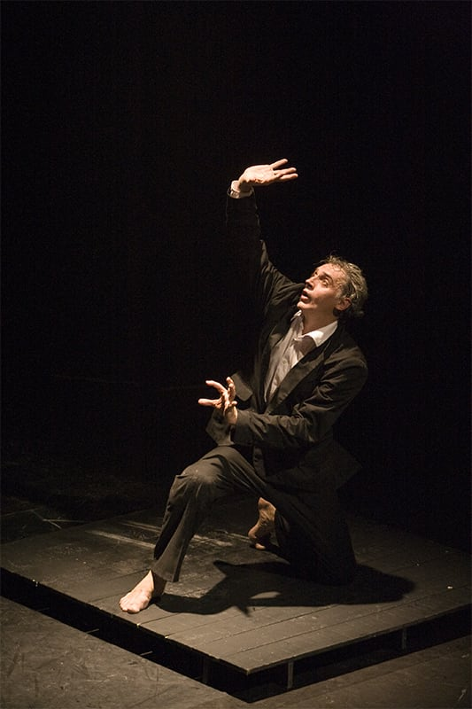 Josef Nadaj - Paysage après l'orage