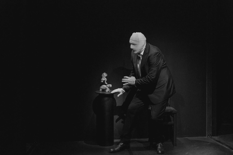 Josef Nadj - Mnémosyne